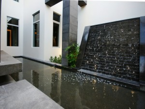 Ledger Stone Waterfall